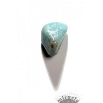 Amazonite, pierre roulée