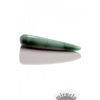 Aventurine verte, base massage