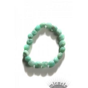 Chrysoprase, bracelet