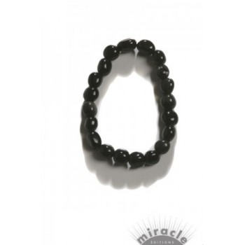 Obsidienne oeil céleste, bracelet