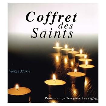Coffret des Saints : Vierge Marie