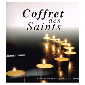Coffret des Saints : Saint Benoît