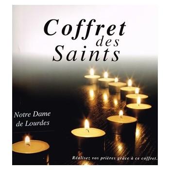 Coffret des Saints : Notre Dame de Lourdes